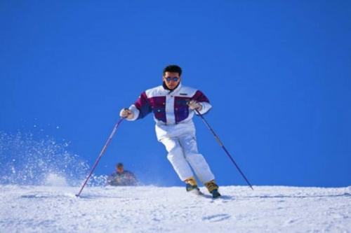 中国滑雪消费者市场调查报告